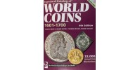 CATALOG WORLD COINS 1601-1700