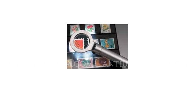 LED ILLUMINATED MAGNIFIER - DIAMETER 37 mm
