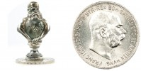MINIATURA FRANT. JOSEF I. - 1912
