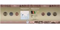 Sada oběžných mincí AFGANISTAN