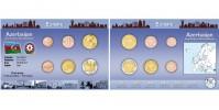 Sada oběžných mincí ÁZERBÁJDŽÁN