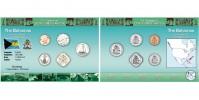 Sada oběžných mincí BAHAMY I.