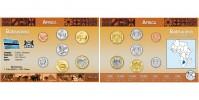 Sada oběžných mincí BOTSWANA