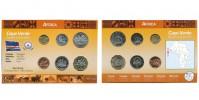 Sada oběžných mincí KAPVERDY
