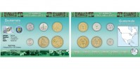 Sada oběžných mincí GUATEMALA