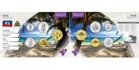 Sada oběžných mincí HAITI II.