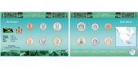 Sada oběžných mincí JAMAJKA