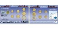 Sada oběžných mincí KAZACHSTÁN