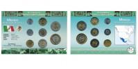 Sada oběžných mincí MEXIKO