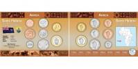 Sada oběžných mincí OSTROV SVATÉ HELENY