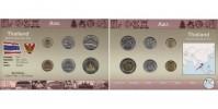 Sada oběžných mincí THAJSKO