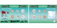 Sada oběžných mincí TRINIDAD A TOBAGO