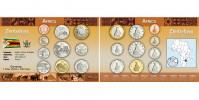 Sada oběžných mincí ZIMBABWE