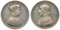 AG MEDAILE 1846 50. VÝROČÍ ARC. JOSEFA JAKO PALATINA UHERSKO FERDINAND I. (V.) (1835 - 1848)