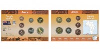 Sada oběžných mincí GOUGHŮV OSTROV (GOUTH ISLAND)