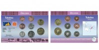 Sada oběžných mincí TOKELAU