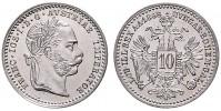 10 KREUZER 1868 FRANZ JOSEPH I