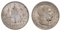 1 Koruna 1901 FRANTIŠEK JOSEF I.