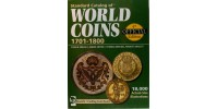 CATALOG OF WORLD COINS 1701-1800